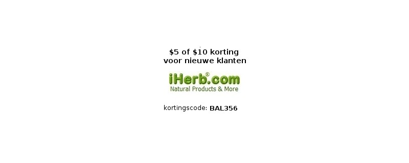 iherb-natural-products-kortingscode-bal356